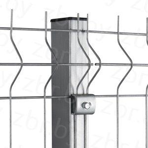 Забор 3д секции Эконом