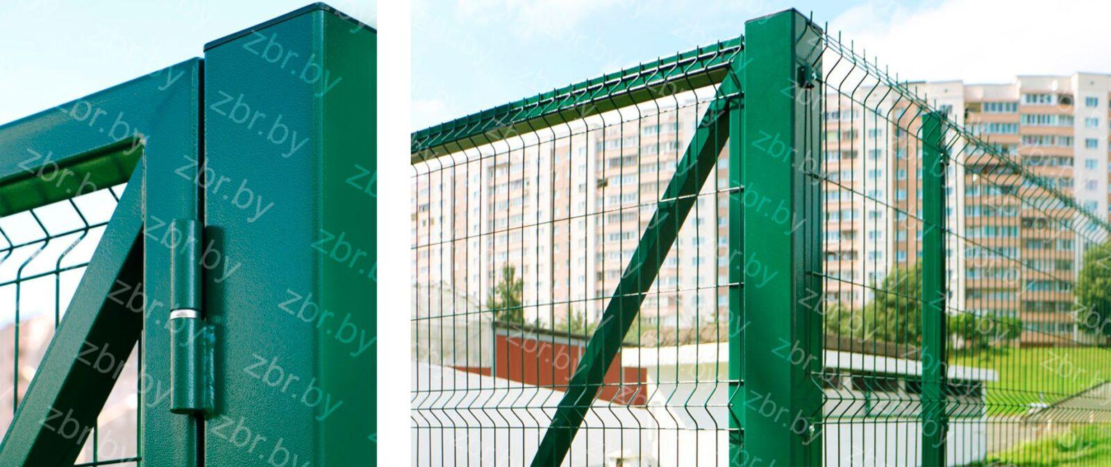 Забор для профи