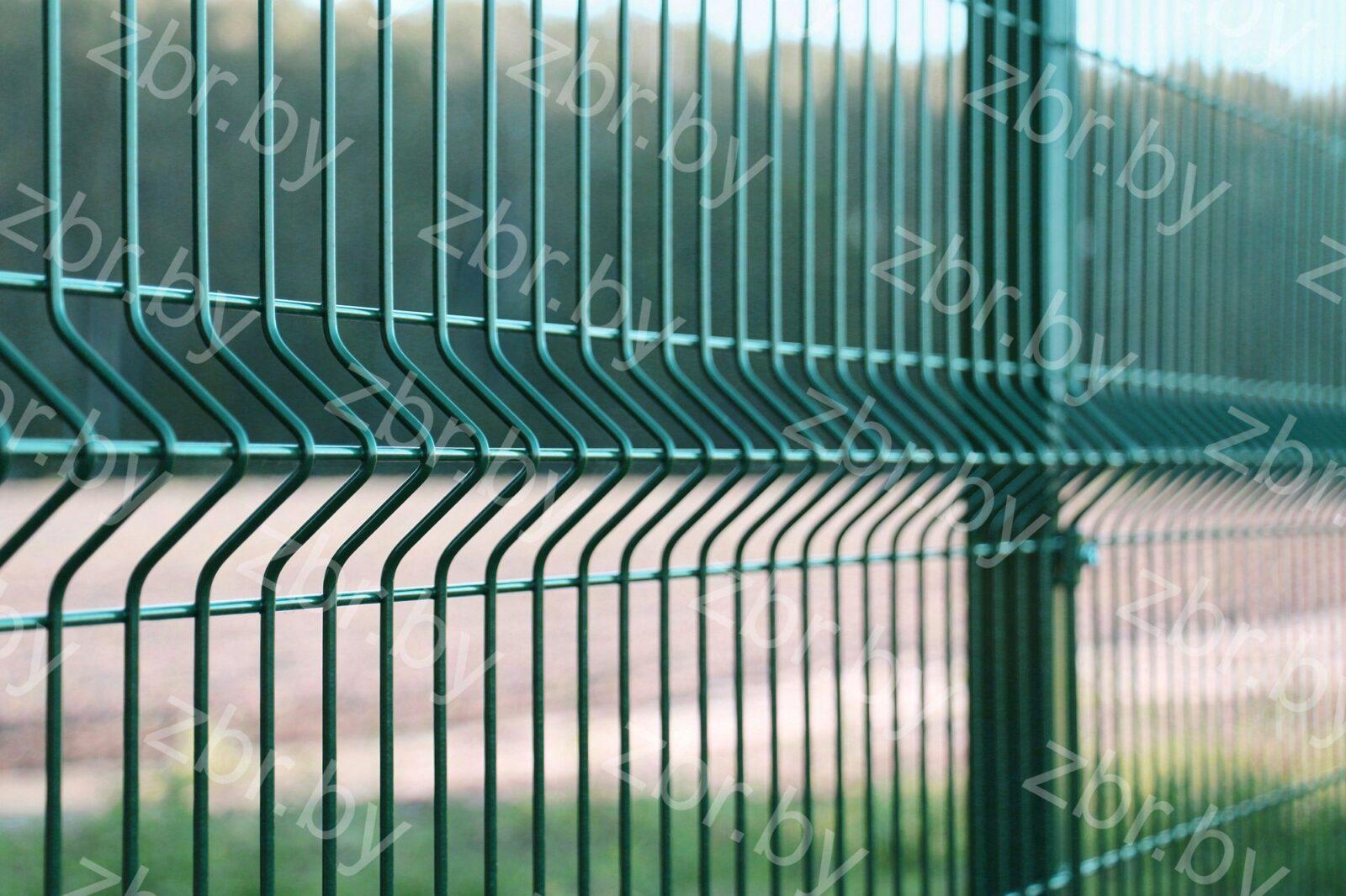 что такое 3D забор