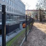 забор из секций